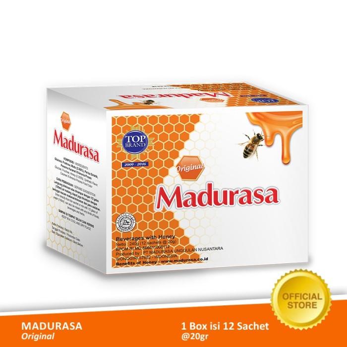 Foto Produk Madurasa Original Sachet 12x20 gr - Box dari Air Mancur Official Shop