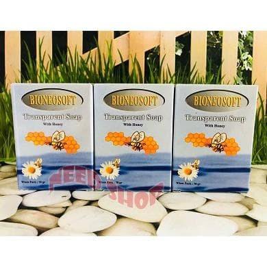 Jual Promo Sabun Madu Biosoft Bioneosoft Transparent Soap Original Bpom Jakarta Utara Berkahmakmur14 Tokopedia