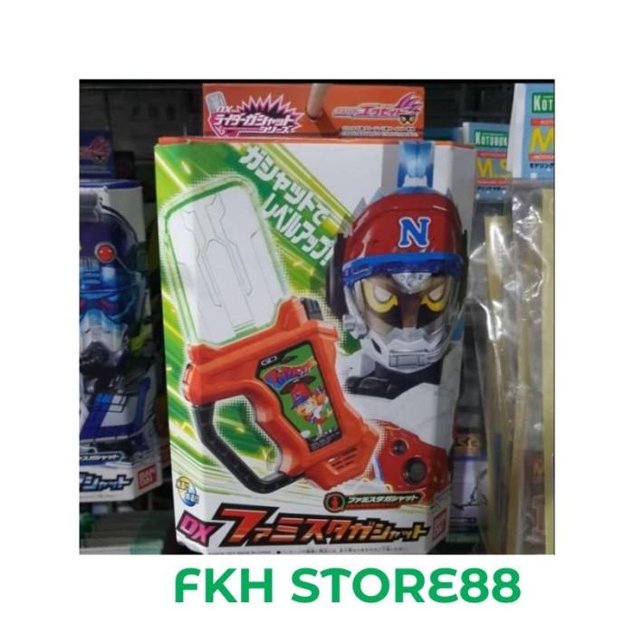 Jual New Arrival Dx Famita Gashat Kamen Rider Ex Aid Jakarta Pusat Fkh Store88 Tokopedia