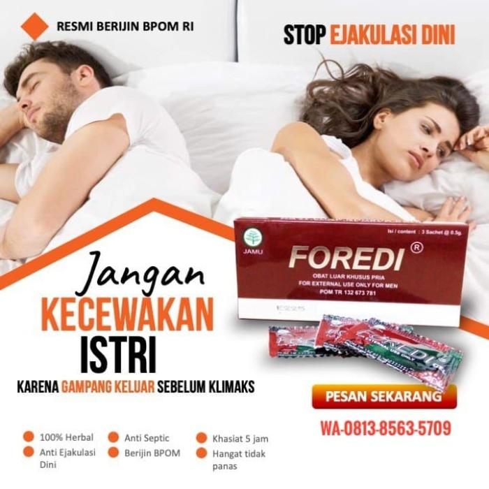 Foto Produk Foredi gel Original Harga Agen Resmi PASTI ASLI Khusus Suami-Isteri dari Pusat-Herbal