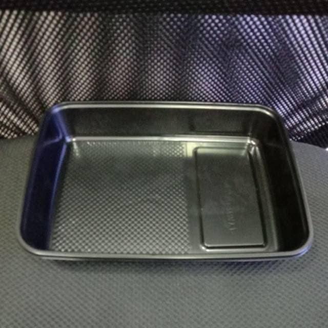 Foto Produk mika box tray bento RTR 231 - 50pcs dari Amanamart