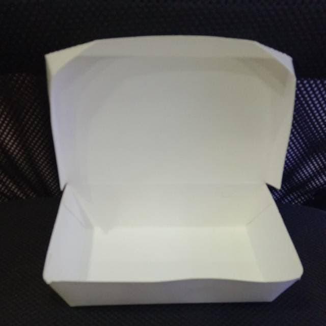 Foto Produk paper lunch box M - 100pcs dari Amanamart