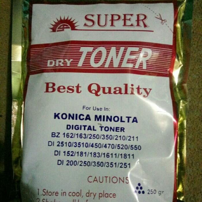 Foto Produk Toner compatible fotocopy bizhub 250/350/200/211/210/DI 2510/3510 dari JA Copier