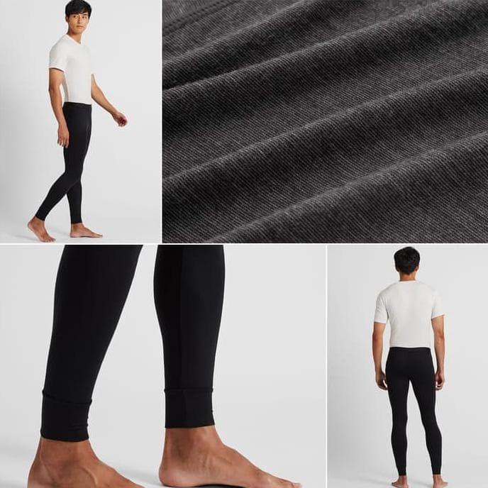 Jual Celana Legging Pria Uniqlo Heattech Celana Dalam Hangat Longjohn Cowok Jakarta Barat Akbar Shop03 Tokopedia