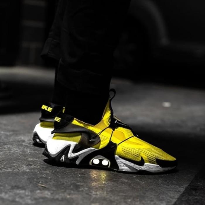 Jual Nike Adapt Huarache Opti Yellow Jakarta Selatan Juragan Sepatu Tokopedia