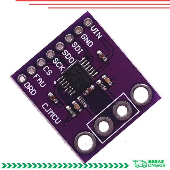 MAX31856 Digital Thermocouple Module High A//D Converter Precision Ic New xb GY