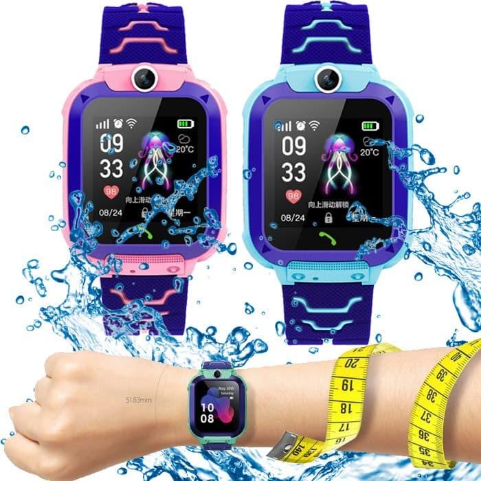 Foto Produk Jam Tangan Emo / Jam aimo / Jam Tangan Anak Imo Smart Watch Murah dari PETER OL SHOP