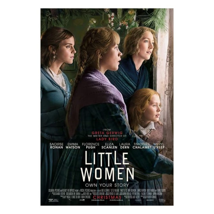 Jual Film Dvd Little Women 2019 Kota Tasikmalaya Toko Dvd Lengkap Tokopedia