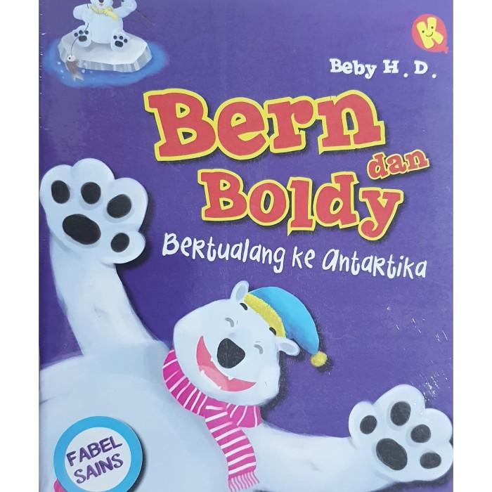 Foto Produk Bern dan Boldy : Bertualang ke antartika dari Pustaka Al-Kautsar