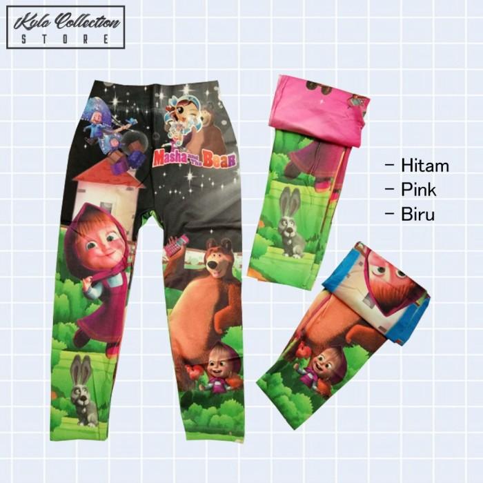 Jual Celana Legging Import Anak Perempuan Marsha And The Bear Cinderella Jakarta Barat Dezxanstore25 Tokopedia