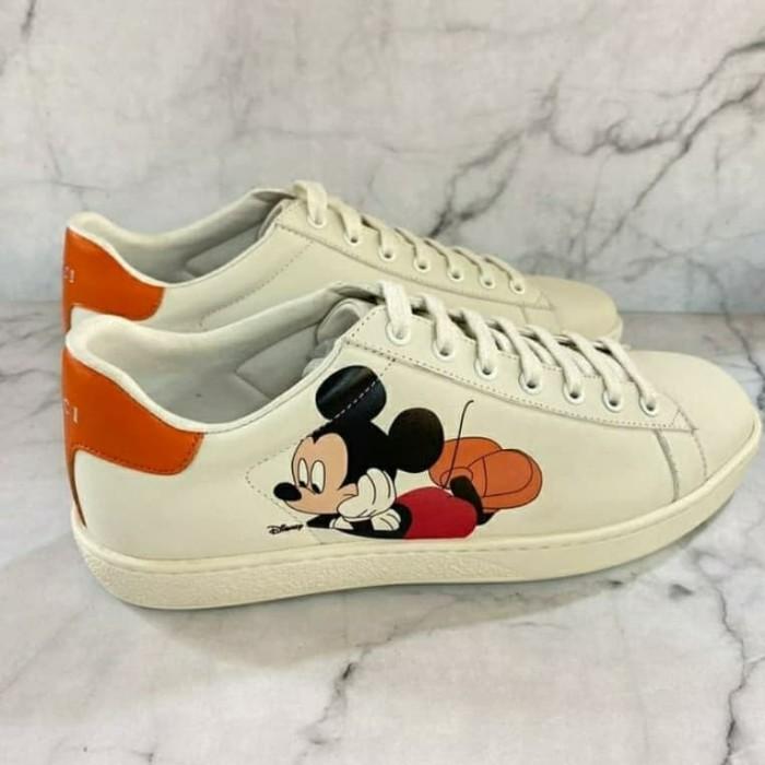 Jual Gucci Mickey Mouse Shoes Grade Original Sepatu Luna Maya 35