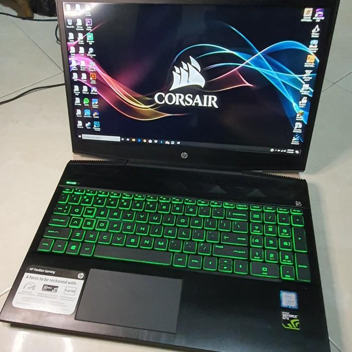 Hp pavilion gaming laptop 15-cx0xxx