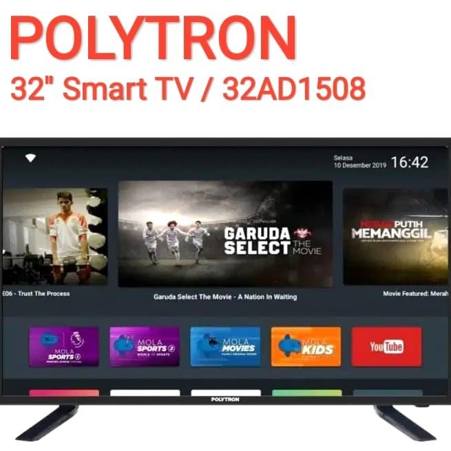 Jual Tv Led Polytron 32ad1508 32 Smart Tv Kota Depok Metro Elektronik Depok Tokopedia