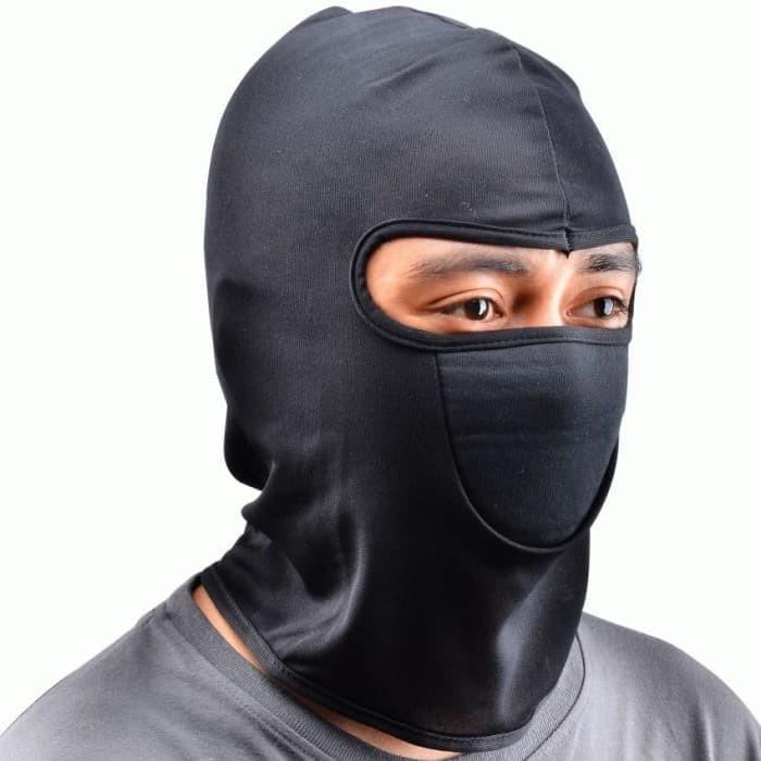 Foto Produk Masker Motor Sarung Kepala Helm dari Rizka Dinda