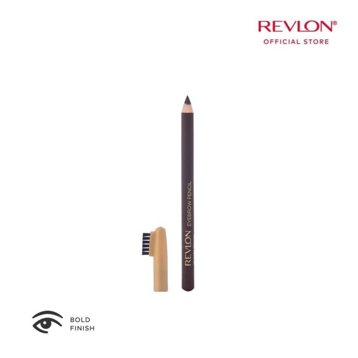 Foto Produk Revlon Eyebrow Pencil with Brush - Dark Brown dari Tempo Store Official