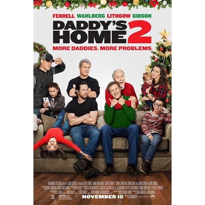 Jual Dvd Daddy S Home 2 2017 Jakarta Barat Idmovies Tokopedia