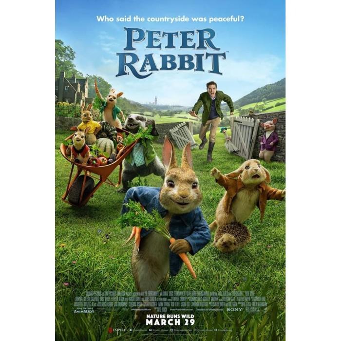 Jual Dvd Peter Rabbit 2018 Jakarta Barat Idmovies Tokopedia