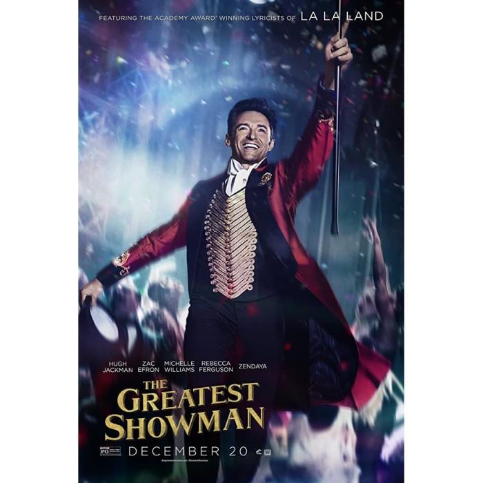 Jual Dvd The Greatest Showman 2017 Jakarta Barat Idmovies Tokopedia