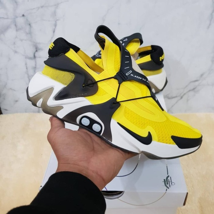 Jual Nike Adapt Huarache Yellow Jakarta Pusat Awkicks Tokopedia