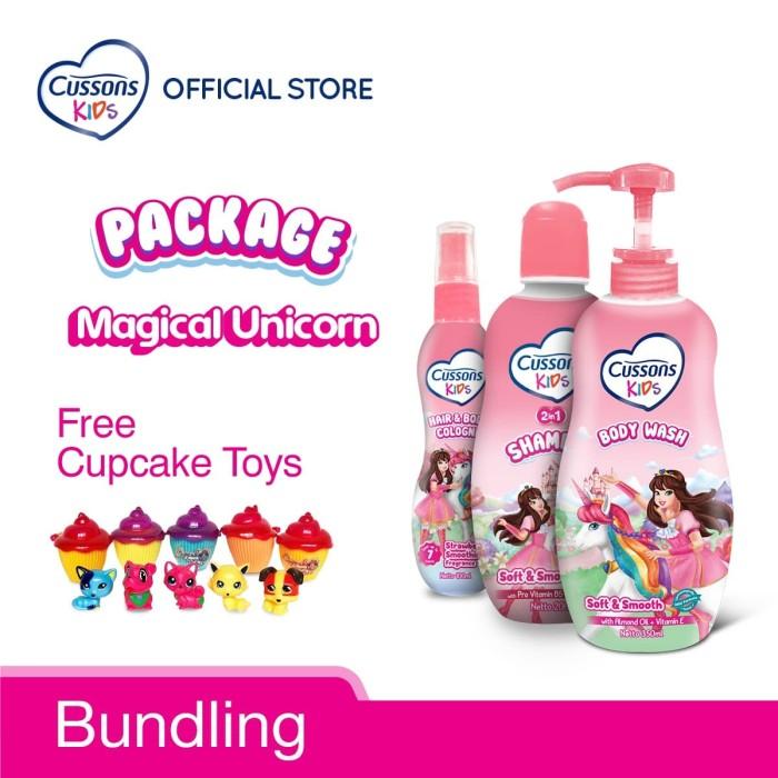 Foto Produk Cussons Kids Magical Unicorn Bundling dari Cussons Official Store