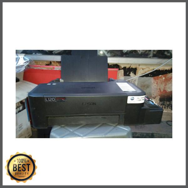 Jual Printer Epson L120 Second Jakarta Barat Dayahst0re Tokopedia