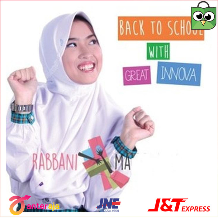 Jual Kerudung Rabbani Great Innova S Terbaru Asli Jilbab Bergo Instan Br Jakarta Barat Dianeny2 Tokopedia
