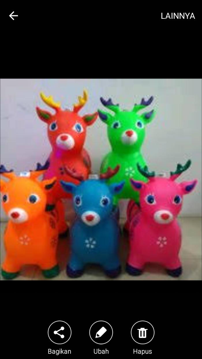 Jual Animal Jumping Music Motif Rusa Kota Pekanbaru Abiem Toys