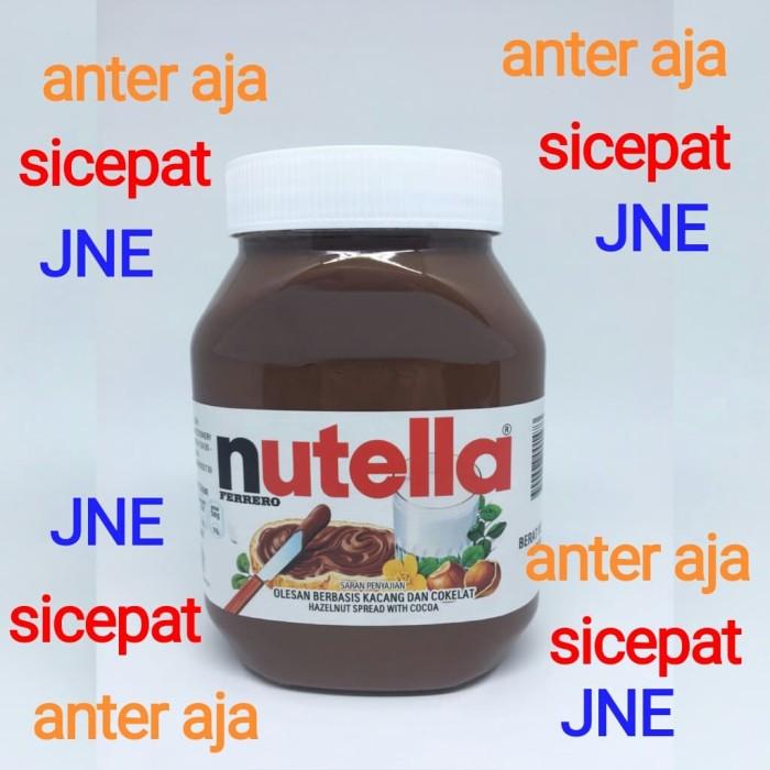 Foto Produk Selai Nutella Ferrero Spread 1 kg dari Kalimantan Toko