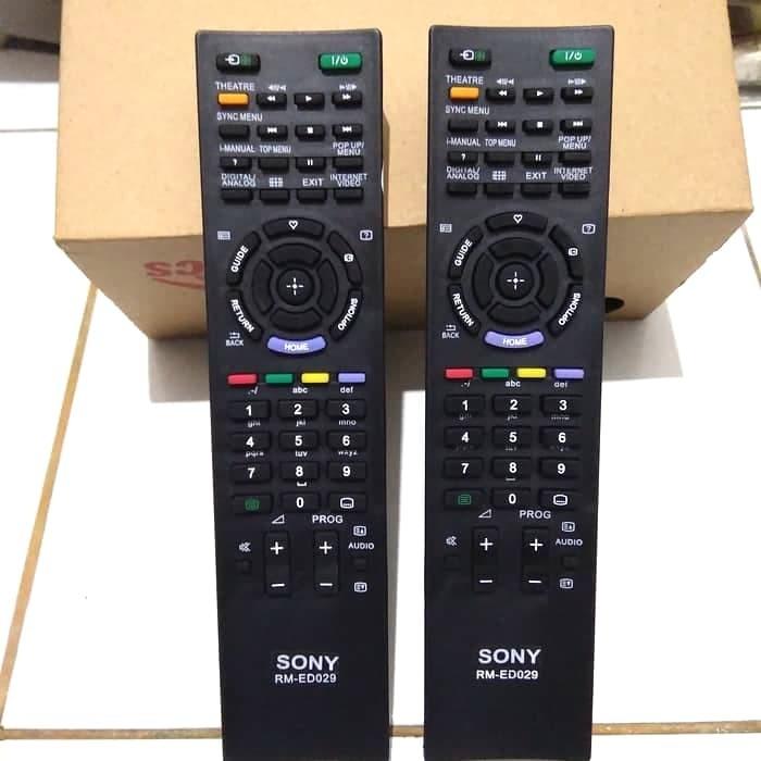 Foto Produk Remote tv LCD/LED merk Sony bravia untuk semua ukuran dari Remot Murah