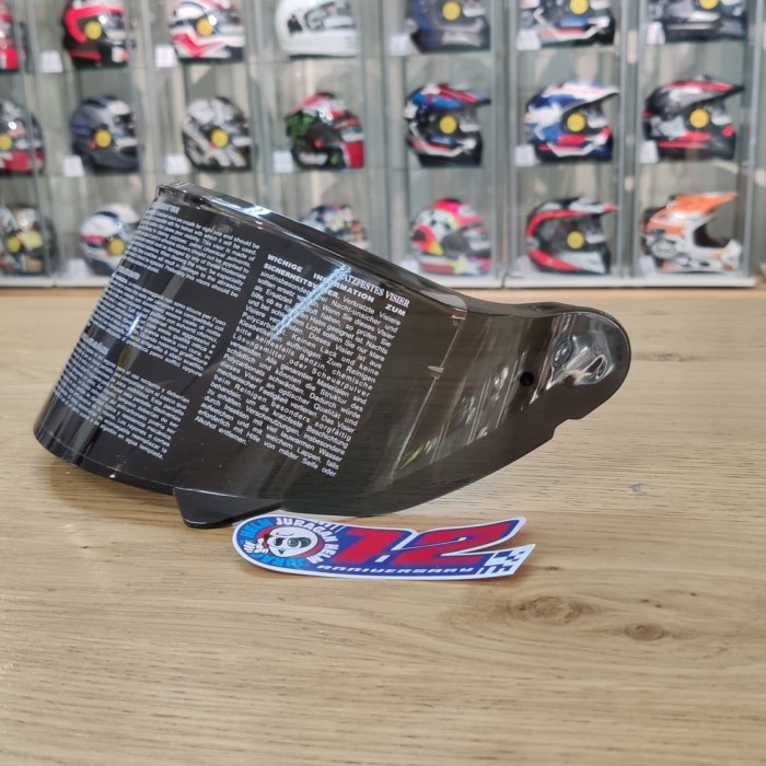 Foto Produk Dark Visor Zeus ZS1900 Kaca Gelap dari Juragan Helm ID