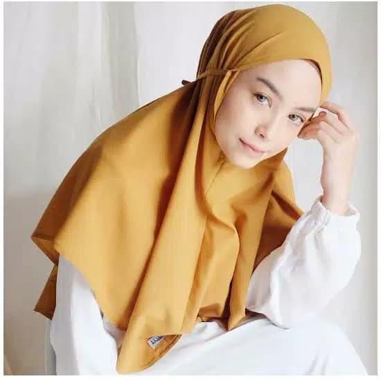 Jual Hijab Bergo Maryam Kunyit Kab Jepara Sadiyaolshop Tokopedia