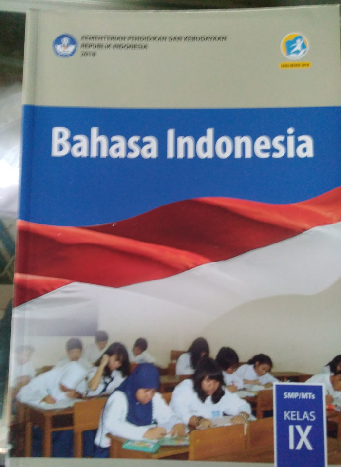 Jual Buku Bahasa Indonesia Kelas 9 Kurikulum Jakarta Barat Evariyanti Tokopedia