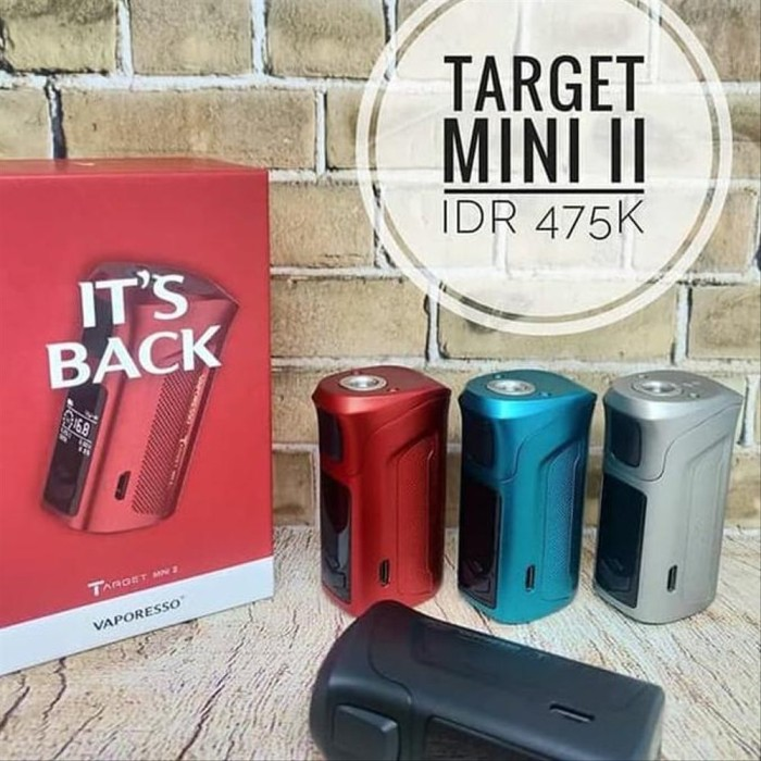 Foto Produk READY Target Mini 2 Mod by Vaporesso dari alina_shopp