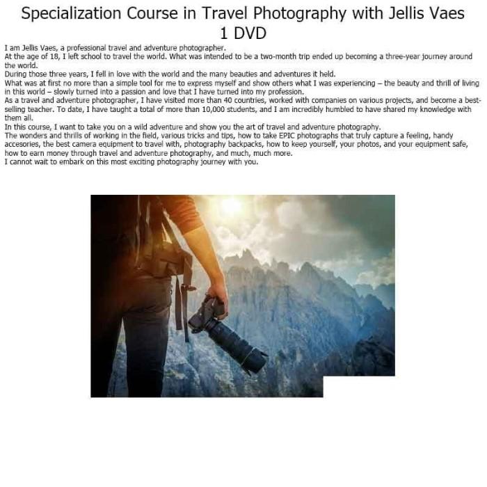 Travel Photography Courses Details