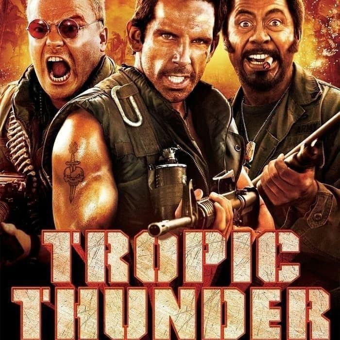 Jual Film Dvd Tropic Thunder 2008 Kota Tasikmalaya Toko Film Dvd Tokopedia