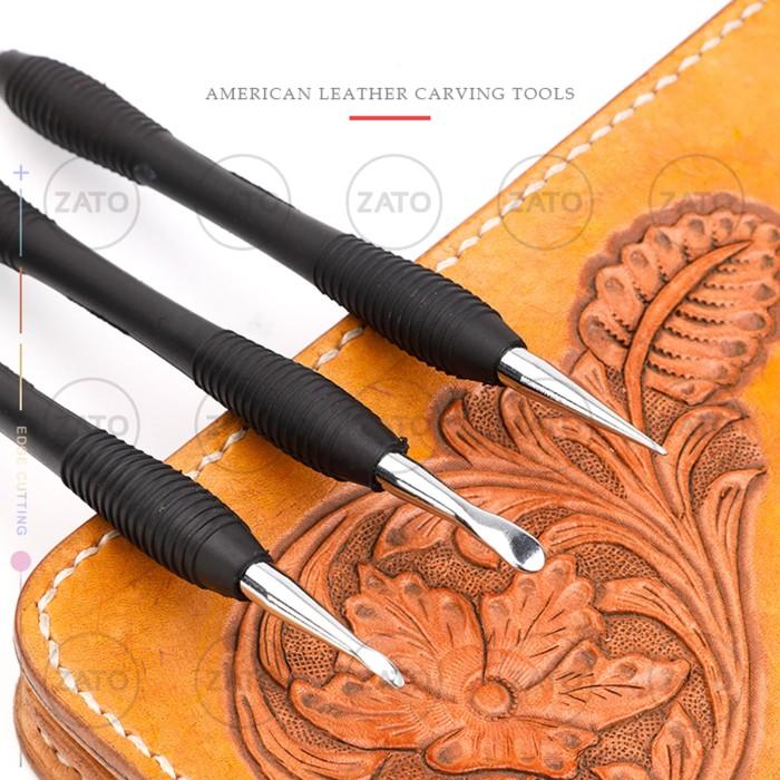 Foto Produk Leather carving line pen - leather tool dari ZATO INDONESIA
