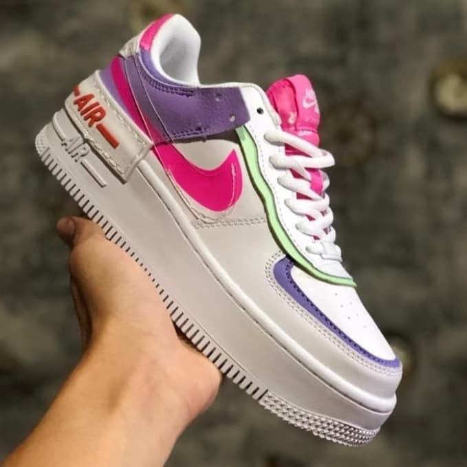 Jual Nike air force 1 Low shadow Double