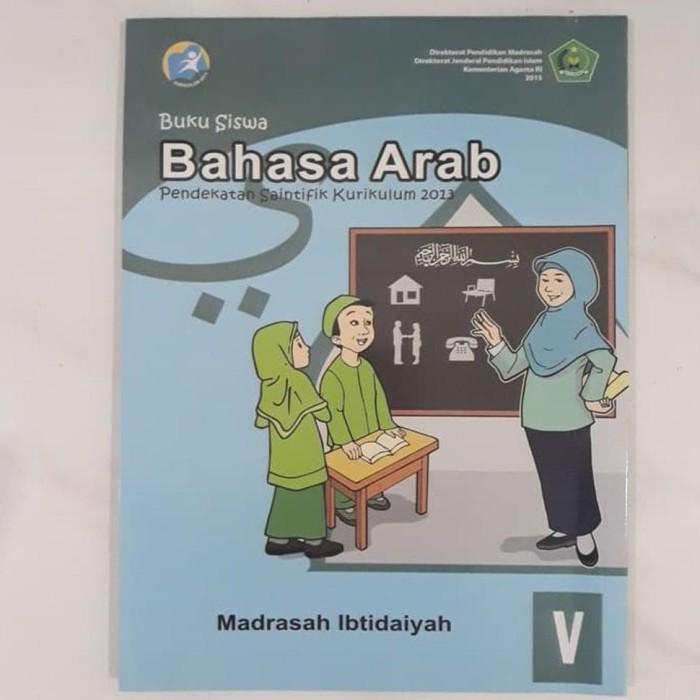 Jual Buku Siswa Bahasa Arab Kelas 5 Mi Jakarta Selatan Laila Markets 70 Tokopedia