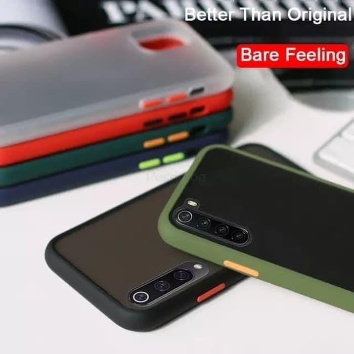 Foto Produk Vivo Z1 Pro Soft Case Matte Colored Frosted - Merah dari factory acc