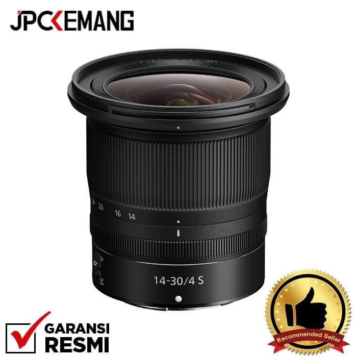 Foto Produk Nikon NIKKOR Z 14-30mm f/4 S GARANSI RESMI dari JPCKemang