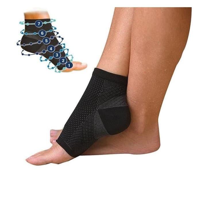 Foto Produk Anti Fatigue Compression Foot Sleeve Ankle Support Socks dari AYD-Shop