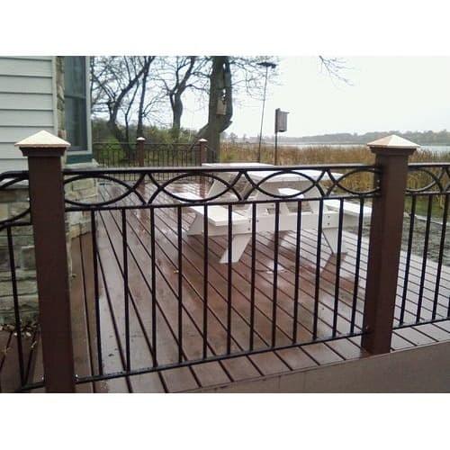 Jual Pagar Balkon Atas, Bahan Besi Minimalis - Kota Depok - Aprilia Las |  Tokopedia