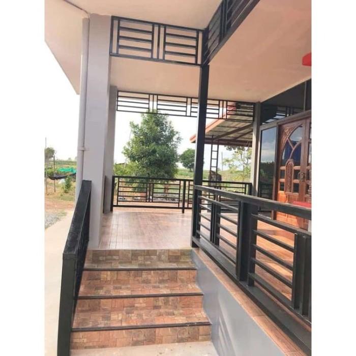 Jual Pagar Balkon Model Baru, Railing Balkon Minimalist - Kota Depok -  Aprilia Las | Tokopedia