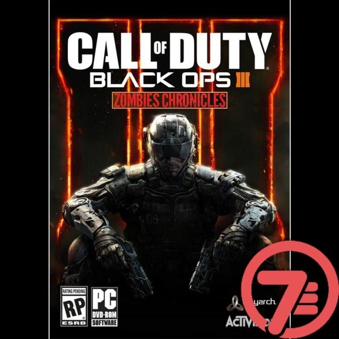 Jual Cod Black Ops Iii Zombies Chronicles All Dlc Call Of Duty Black Kota Surabaya Hadziqna Store Tokopedia