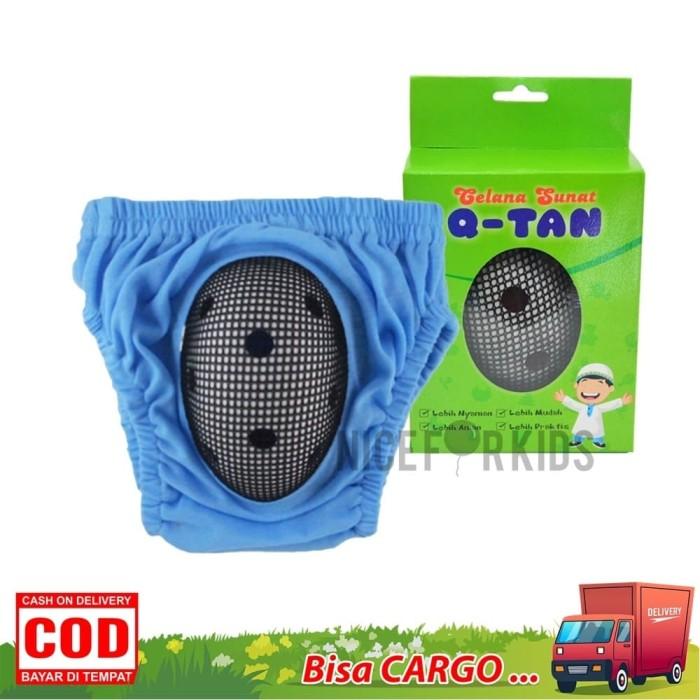 Foto Produk Q Tan Celana Sunat Anak, Celana Dalam Khitan Anak Ukuran S dari Nice For Kids