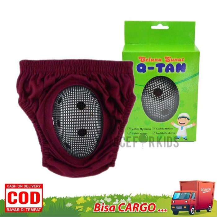 Foto Produk Q Tan Celana Sunat Anak, Celana Dalam Khitan Anak Ukuran M dari Nice For Kids