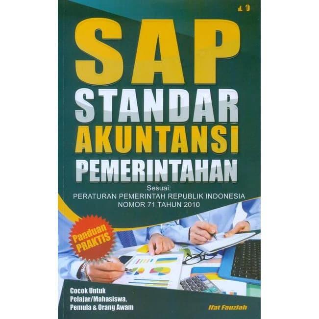 Foto Produk SAP Standar Akutansi Pemerintahan dari DistributorBuku