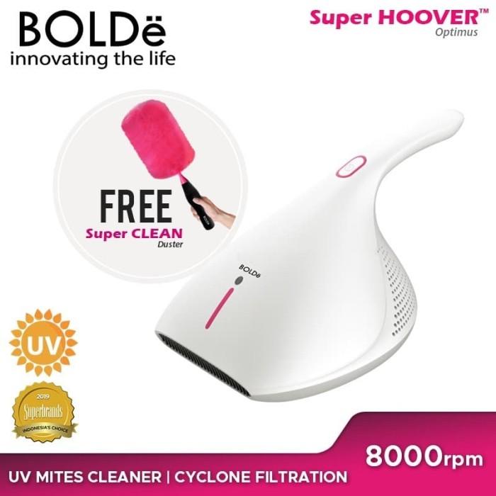 Foto Produk Super Hoover Optimus Free 2 Hepa Filter dari BOLDe Official Store
