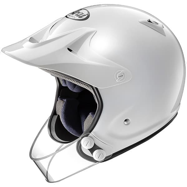 Foto Produk Arai SNI HYPER T-PRO Original Helm Half Face - White - XL dari Arai Indonesia