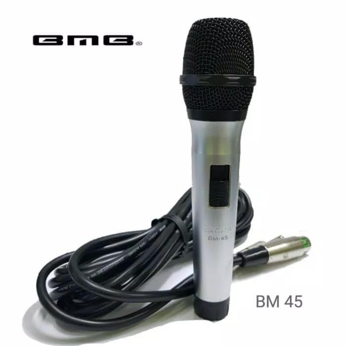 Foto Produk Mic kabel BMB BM-45 BM45 microphone original dari ABC SUN Electronic